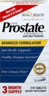 Prostate Formula with Saw Palmetto